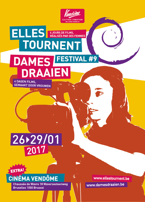 9th edition of Elles Tournent festival